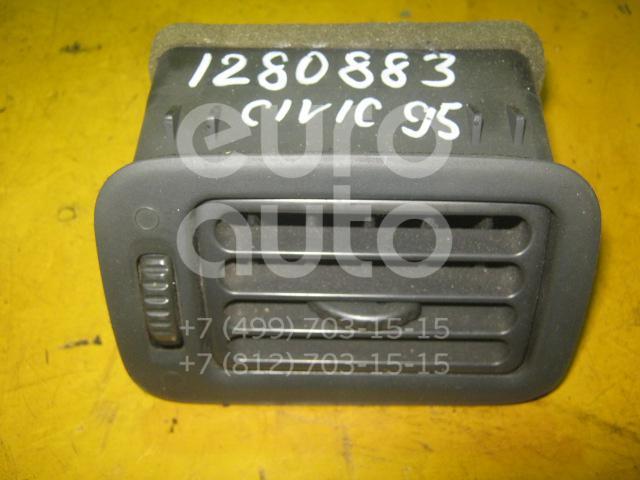 Дефлектор воздушный для Honda Civic (EJ, EK Sed+3HB) 1995-2001 - Фото №1