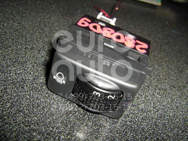 Кнопка корректора фар для Nissan X-Trail (T30) 2001-2006 - Фото №1