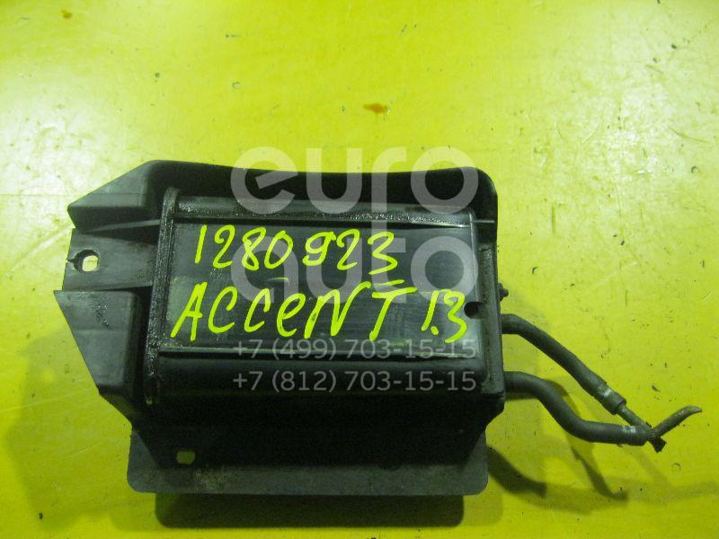 Абсорбер (фильтр угольный) для Hyundai Accent II (+ТАГАЗ) 2000-2012 - Фото №1