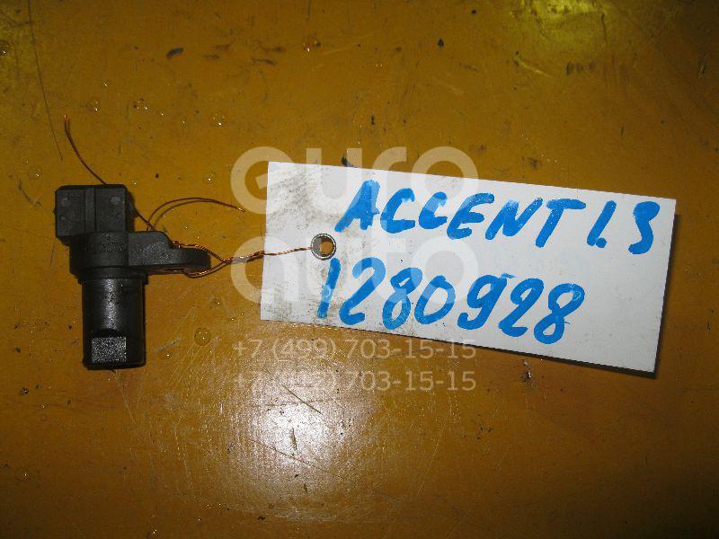 Датчик положения распредвала для Hyundai Accent II (+ТАГАЗ) 2000-2012;Getz 2002-2010;Accent I 1994-2000;Coupe (RD) 1996-2002;Elantra 2000-2005;Matrix 2001>;Coupe (GK) 2002>;Cerato 2004-2008;Verna/Accent III 2006-2010 - Фото №1