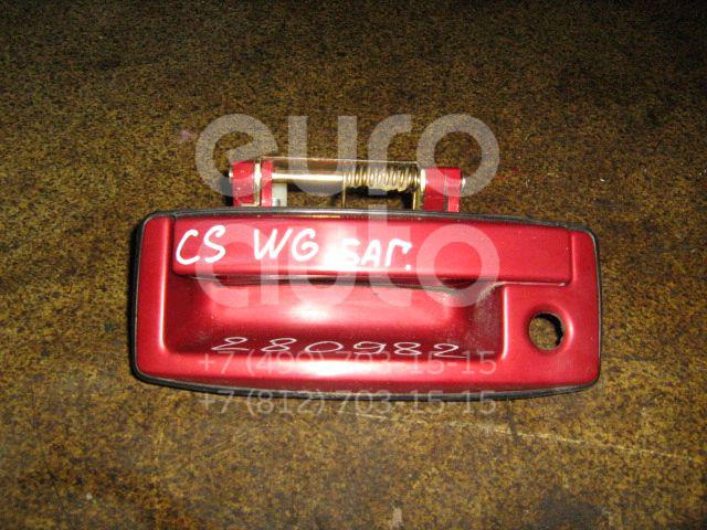 Ручка двери багажника наружная для Mitsubishi Lancer (CS/Classic) 2003-2007;Outlander (CU) 2003-2009 - Фото №1