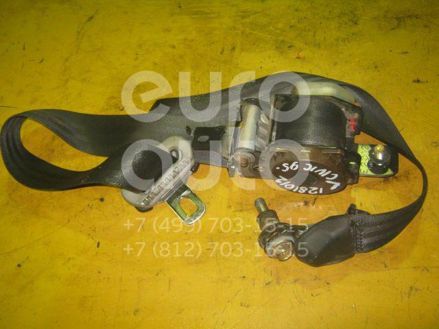Ремень безопасности для Honda Civic (EJ, EK Sed+3HB) 1995-2001 - Фото №1