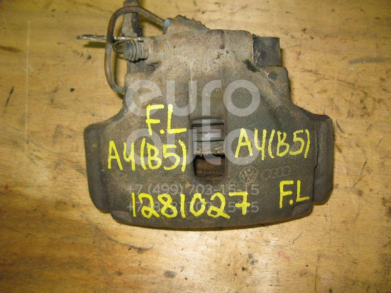 Суппорт передний левый для Audi A4 [B5] 1994-2000 - Фото №1