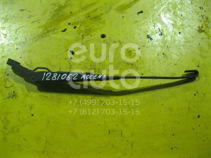 Поводок стеклоочистителя заднего для Hyundai Accent II (+ТАГАЗ) 2000-2012 - Фото №1