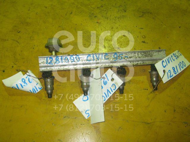 Рейка топливная (рампа) для Honda Civic (EJ, EK Sed+3HB) 1995-2001 - Фото №1