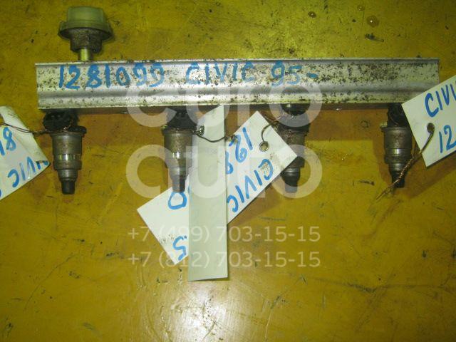 Форсунка инжекторная электрическая для Honda Civic (EJ, EK Sed+3HB) 1995-2001 - Фото №1