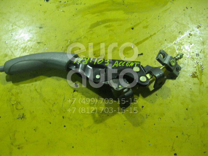 Рычаг стояночного тормоза для Hyundai Accent II (+ТАГАЗ) 2000-2012 - Фото №1