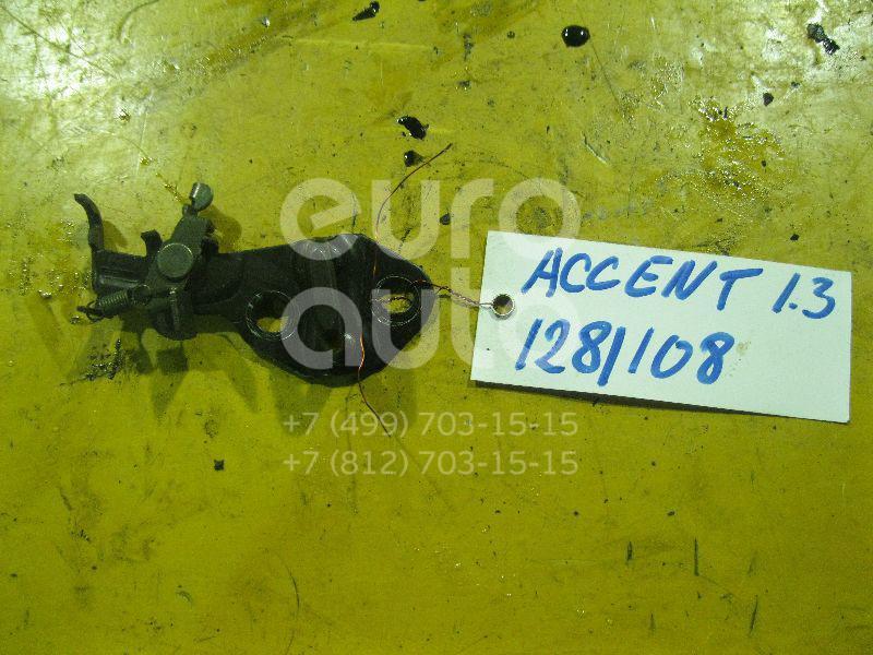 Ответная часть замка багажника для Hyundai Accent II (+ТАГАЗ) 2000-2012 - Фото №1