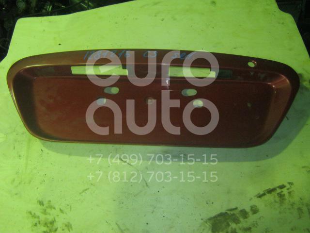 Накладка крышки багажника для Mitsubishi Lancer (CS/Classic) 2003-2007 - Фото №1