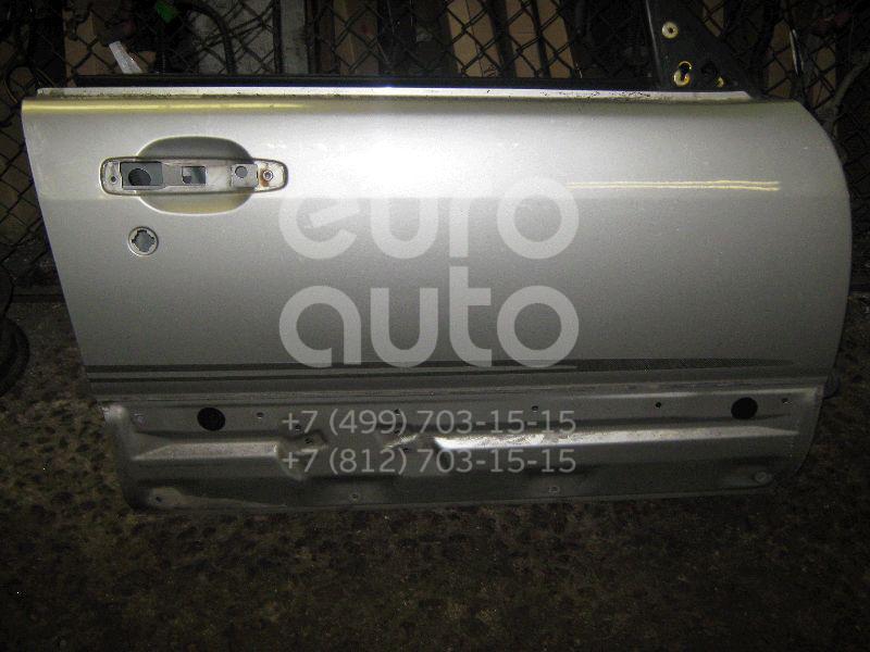 Дверь передняя правая для Subaru Forester (S10) 1997-2000;Forester (S10) 2000-2002 - Фото №1