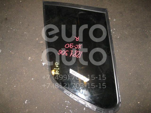 Стекло кузовное глухое правое для Volvo XC90 2002-2015 - Фото №1