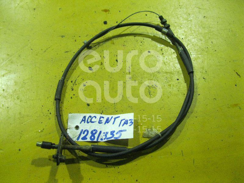Трос газа для Hyundai Accent II (+ТАГАЗ) 2000-2012 - Фото №1