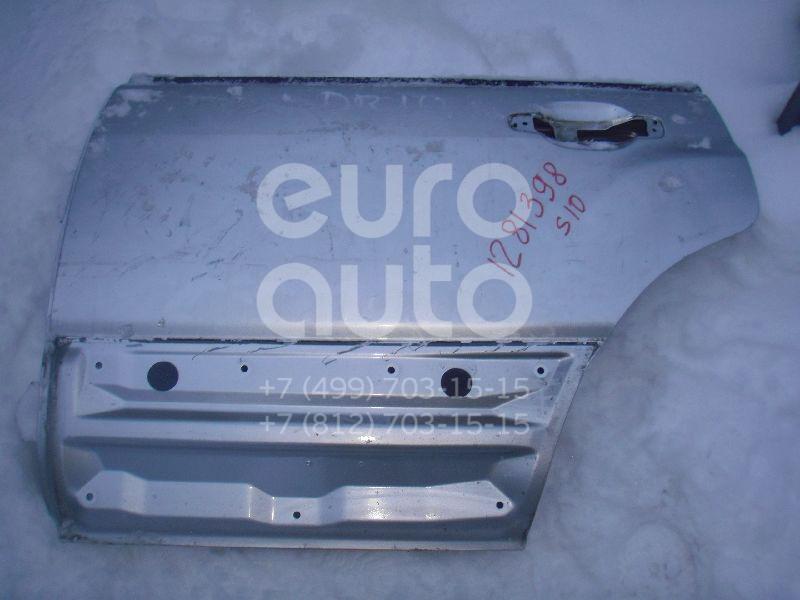 Дверь задняя левая для Subaru Forester (S10) 2000-2002;Forester (S10) 1997-2000 - Фото №1