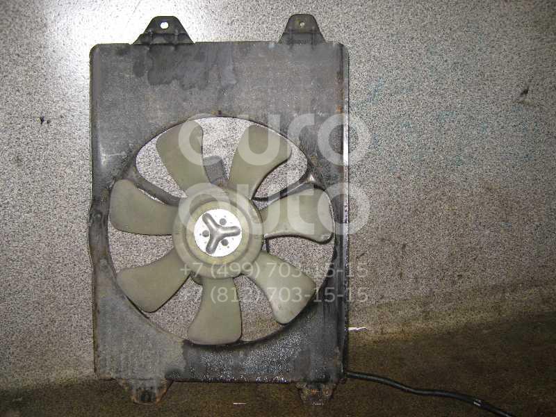 Вентилятор радиатора для Mitsubishi Space Wagon (N8,N9) 1998-2004 - Фото №1