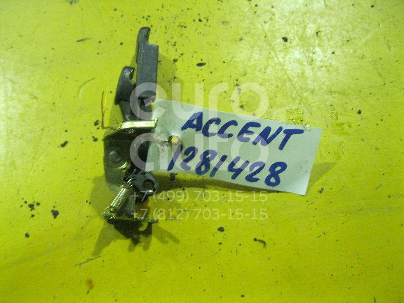 Ручка открывания багажника для Hyundai,Kia Accent II (+ТАГАЗ) 2000-2012;Atos (MX) 1998-2003;Cerato 2004-2008;Lantra 1996-2000;Cerato 2009-2013;Solaris/Accent IV 2010>;RIO 2011>;Cerato 2013> - Фото №1