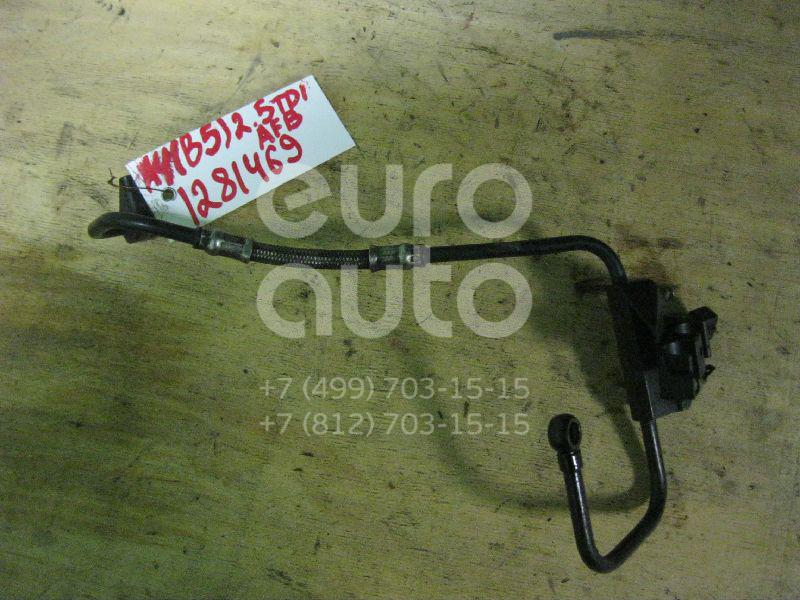 Трубка масляная для Audi A4 [B5] 1994-2000;A8 1994-1998;Passat [B5] 1996-2000;A6 [C5] 1997-2004 - Фото №1