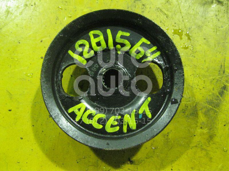 Шкив насоса гидроусилителя для Hyundai Accent II (+ТАГАЗ) 2000-2012;Getz 2002-2010;Accent I 1994-2000 - Фото №1
