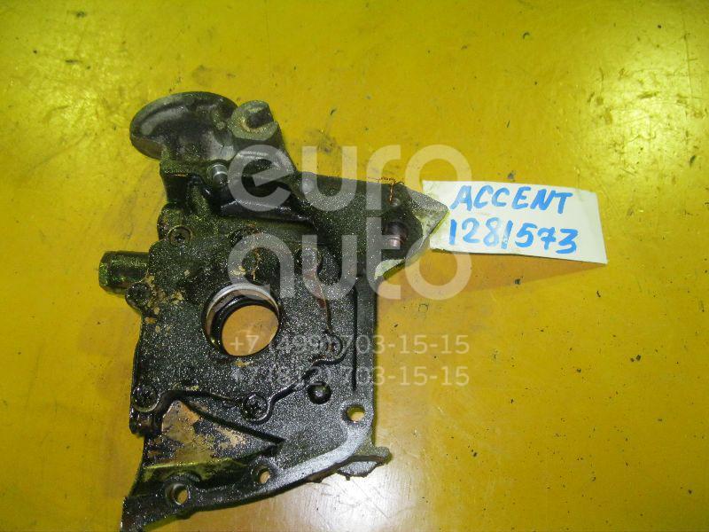 Насос масляный для Hyundai Accent II (+ТАГАЗ) 2000-2012 - Фото №1