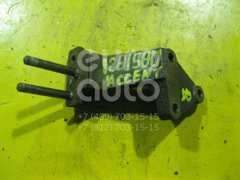 Кронштейн двигателя правый для Hyundai Accent II (+ТАГАЗ) 2000-2012 - Фото №1