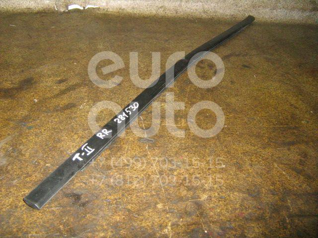Накладка стекла заднего правого для Nissan Terrano II (R20) 1993-2006 - Фото №1