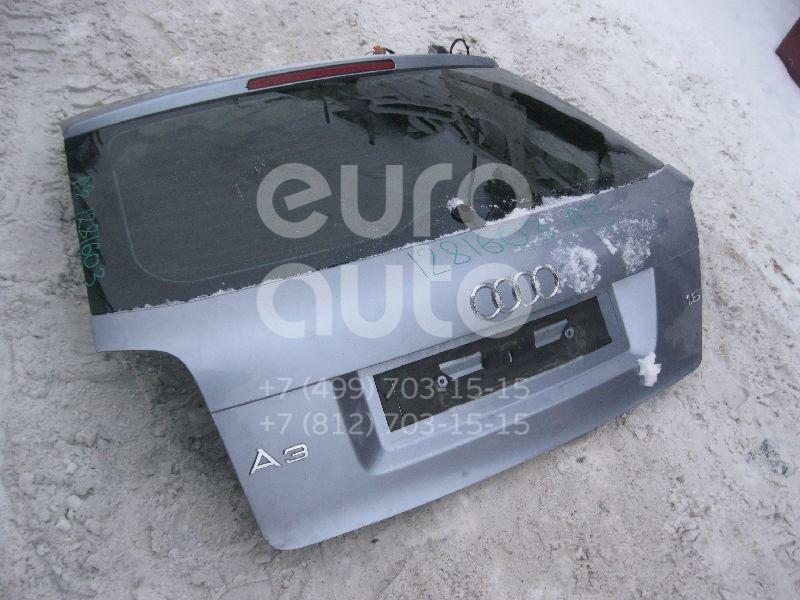 Дверь багажника со стеклом для Audi A3 [8P1] 2003-2013 - Фото №1