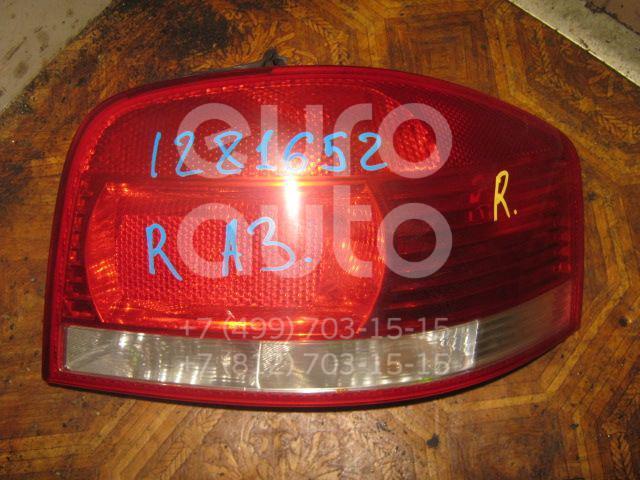 Фонарь задний правый для Audi A3 [8P1] 2003-2013 - Фото №1
