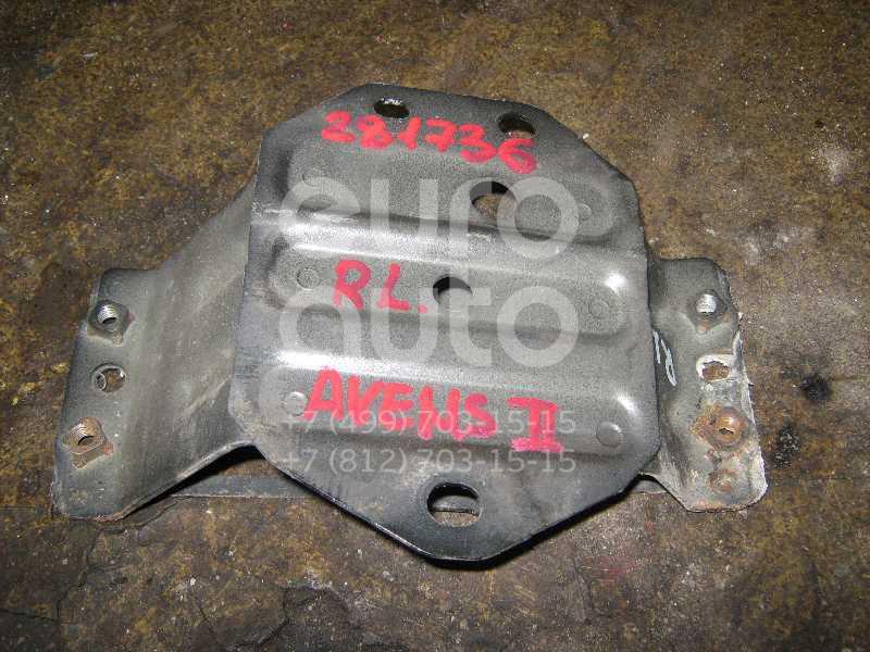 Кронштейн усилителя заднего бампера левый для Toyota Avensis II 2003-2008 - Фото №1