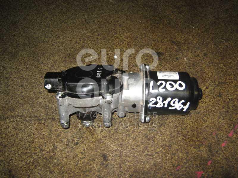Моторчик стеклоочистителя передний для Mitsubishi L200 (KB) 2006>;Pajero/Montero Sport (KH) 2008-2015 - Фото №1