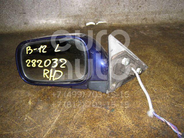 Зеркало левое электрическое для Subaru Legacy (B12) 1998-2003 - Фото №1
