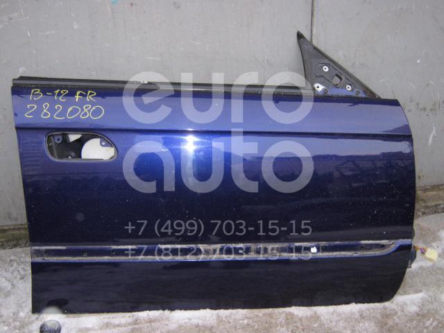 Дверь передняя правая для Subaru Legacy (B12) 1998-2003 - Фото №1
