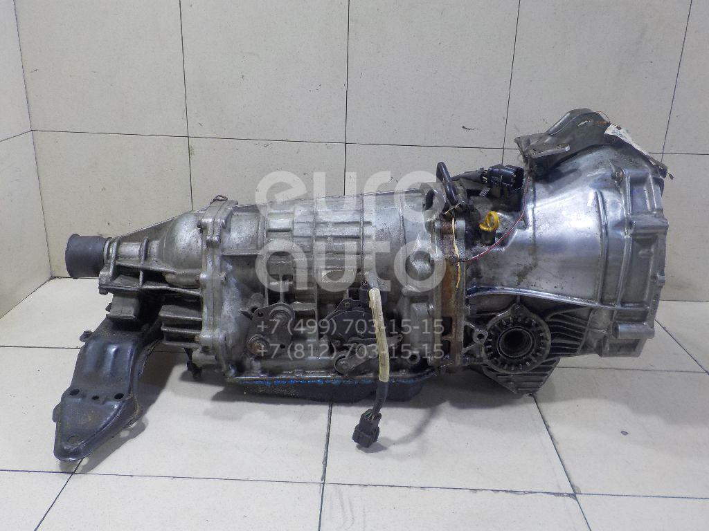 АКПП (автоматическая коробка переключения передач) для Subaru Legacy (B12) 1998-2003 - Фото №1