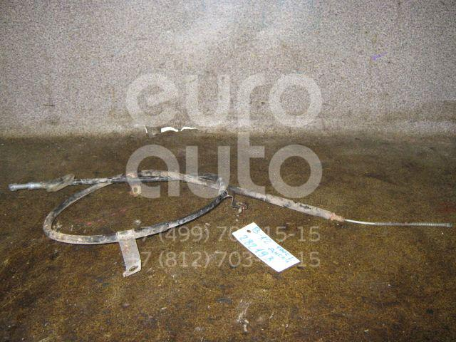 Трос стояночного тормоза левый для Subaru Legacy (B12) 1998-2003 - Фото №1