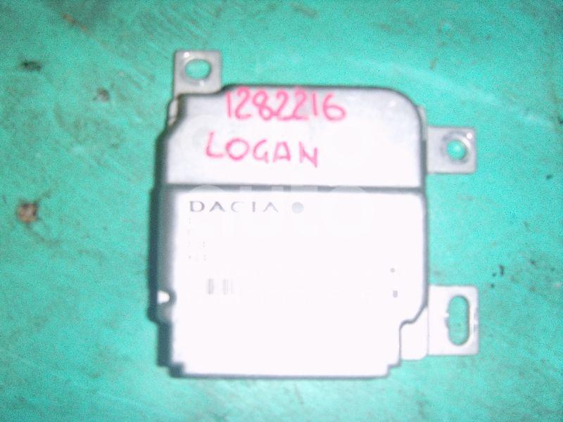 Блок управления AIR BAG для Renault Logan 2005-2014 - Фото №1
