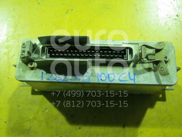 Блок управления ABS для Audi 100 [C4] 1991-1994;80/90 [B3] 1986-1991;100/200 [44] 1983-1991;80/90 [B4] 1991-1994 - Фото №1
