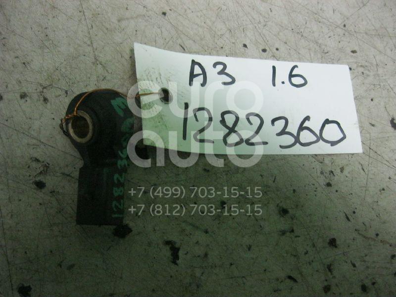 Датчик детонации для Audi,Skoda,Seat,VW A3 [8P1] 2003-2013;A2 [8Z0] 2000-2005;A3 (8L1) 1996-2003;TT(8N3) 1998-2006;Octavia (A4 1U-) 2000-2011;Leon (1M1) 1999-2006;A6 [C6,4F] 2005-2011;Toledo II 1999-2006;Golf IV/Bora 1997-2005 - Фото №1
