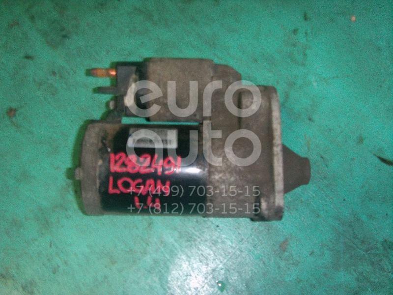 Стартер для Renault Logan 2005-2014;Megane I 1996-1999;Megane I 1999-2002;Kangoo 1997-2003 - Фото №1