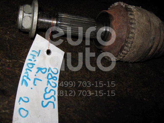 Полуось задняя левая для Mazda Tribute (EP) 2001-2007 - Фото №1