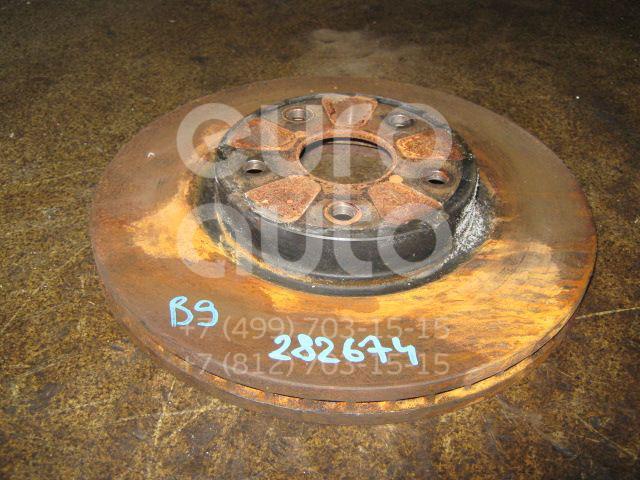 Диск тормозной передний вентилируемый для Subaru Tribeca (B9) 2005-2014 - Фото №1