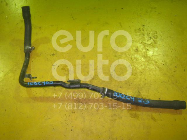 Трубка охлажд. жидкости металлическая для Audi 100 [C4] 1991-1994;A6 [C4] 1994-1997 - Фото №1