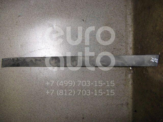 Молдинг передней правой двери для Subaru Tribeca (B9) 2005-2014 - Фото №1