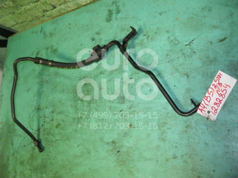 Трубка системы охлаждения АКПП для Audi A4 [B5] 1994-2001 - Фото №1