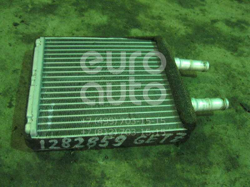 Радиатор отопителя для Hyundai Getz 2002-2010 - Фото №1