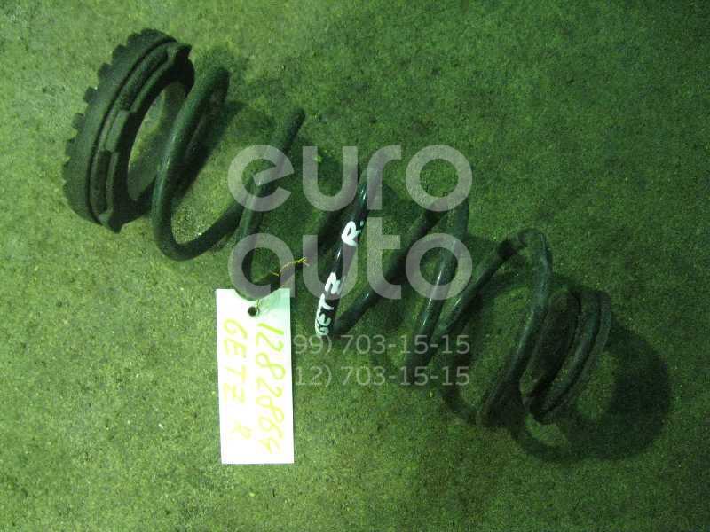 Пружина задняя для Hyundai Getz 2002-2010 - Фото №1