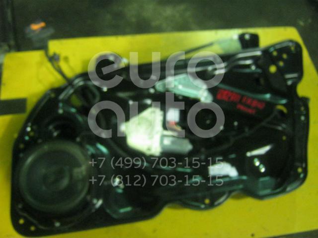 Стеклоподъемник электр. передний правый для VW Passat [B6] 2005-2010 - Фото №1
