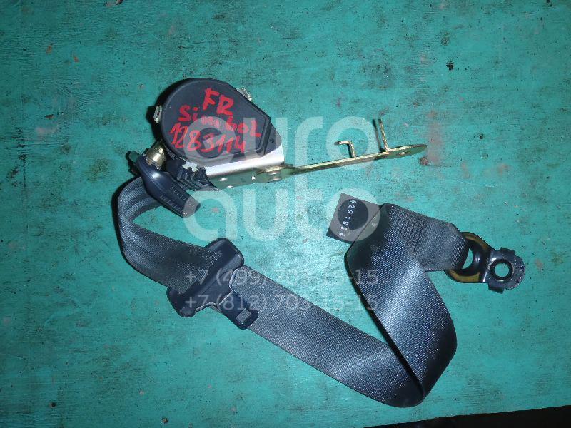 Ремень безопасности для Renault Clio II/Symbol 1998-2008 - Фото №1