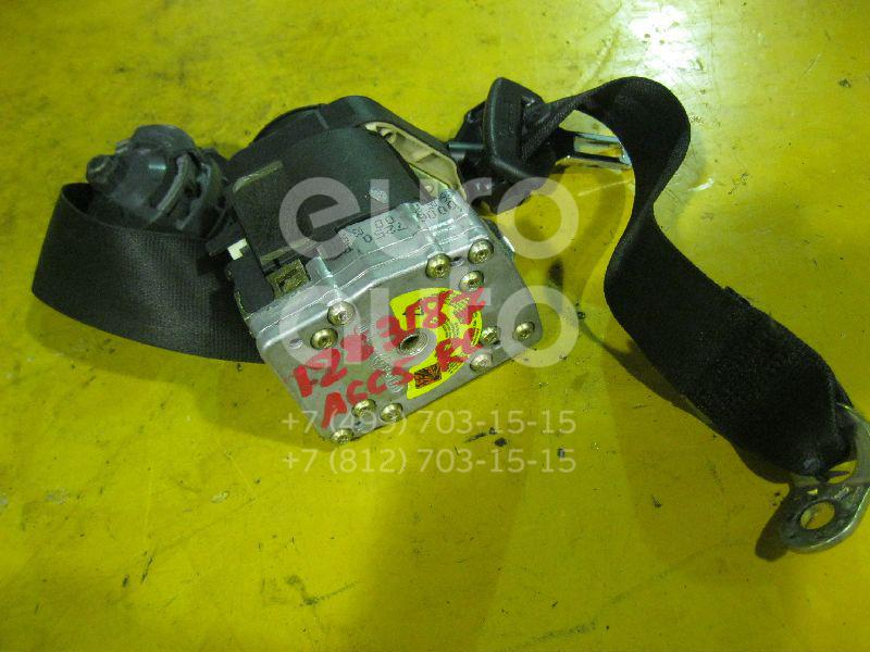 Ремень безопасности с пиропатроном для Audi A6 [C5] 1997-2004 - Фото №1