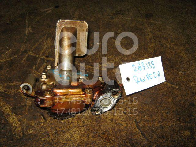 Насос масляный для Toyota RAV 4 2000-2005;Avensis II 2003-2008 - Фото №1