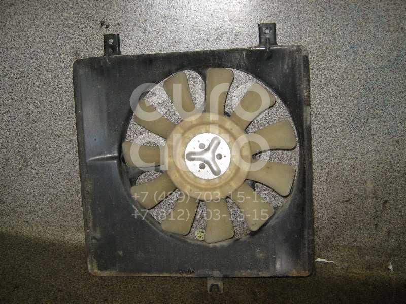 Вентилятор радиатора для Suzuki Baleno 1998-2007 - Фото №1