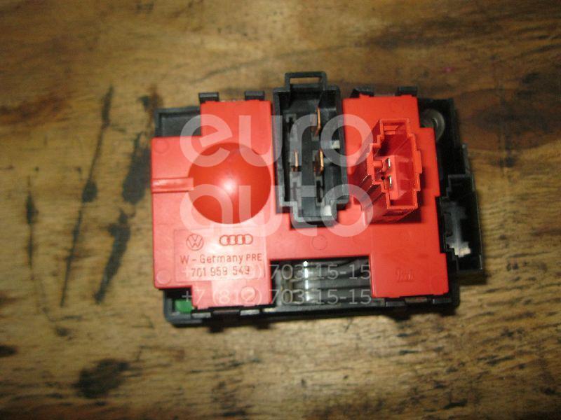 Блок управления отопителем для VW Transporter T4 1991-1996 - Фото №1