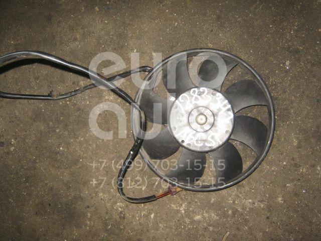 Вентилятор радиатора для Audi,VW,Ford A6 [C5] 1997-2004;A4 [B5] 1994-2001;Passat [B5] 1996-2000;Sharan 1995-1999;A8 [4D] 1998-2003;Galaxy 1995-2006 - Фото №1